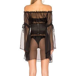 Dresses - Danielle Guizio X Revolve Lisieux Corset Dress